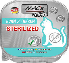 Mac's Katt Vetcare Chicken Sterilized
