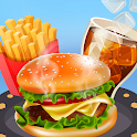 Cafe Food World: Cooking Restaurant Recipes icon