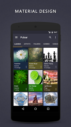 脉冲音乐播放器 - Pulsar Music Player
