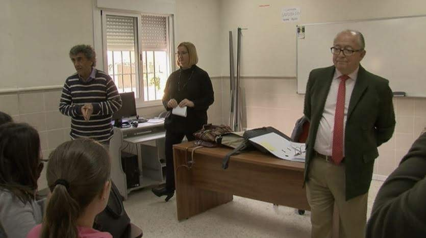 Diego de Salas asiste a la apertura de los cursos de integración laboral Dipujoven+