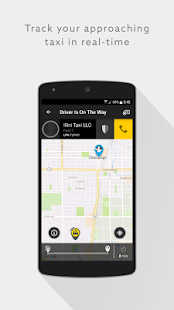 TaxiTapp- screenshot thumbnail