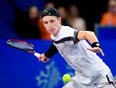 Russische tenniser wordt helemaal gek nadat hij game verliest door sanitaire stop