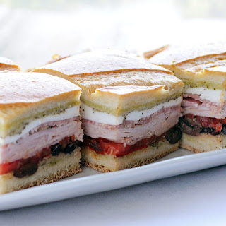 Italian Pesto Sandwiches Recipes