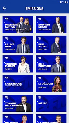 BFMTV - Actualitu00e9s France et monde & alertes info 4.2.5 Screenshots 6