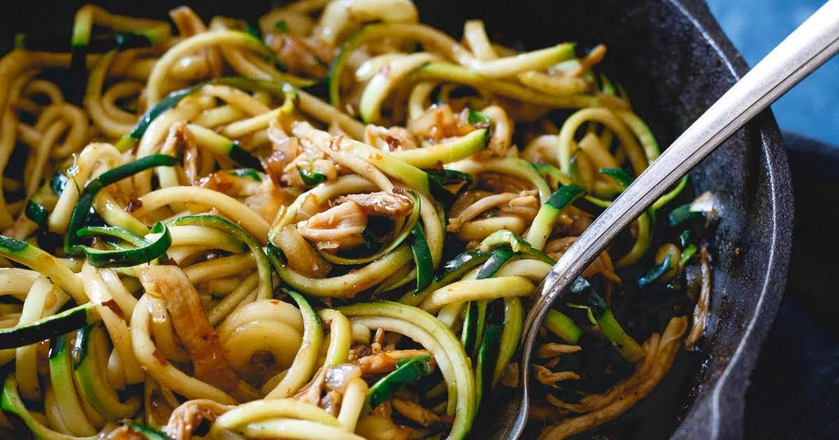 Zucchini And Broccoli Recipes Stir Fry