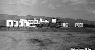 Imagen del actual Campus en 1976. Foto de José Juan Mullor.