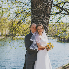 Wedding photographer Evgeniya Gordeeva (Primavera17). Photo of 24.02.2016