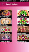 Rangoli Designs - screenshot thumbnail 09