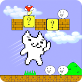 Syobon Cat Action Android APK Download Free By Troll Boat
