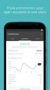 Credit Karma- screenshot thumbnail