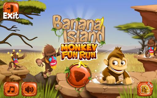 Banana Island: Monkey Fun Run
