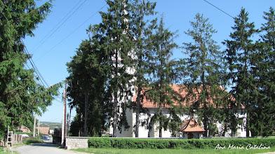 Photo: Mihai Viteazu, comuna in jud. Cluj Biserica Reformata - monument istoric Str. Reformata (2013.06.17)