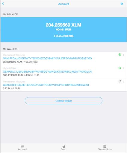 Download StarPay - Stellar Wallet XLM Google Play softwares