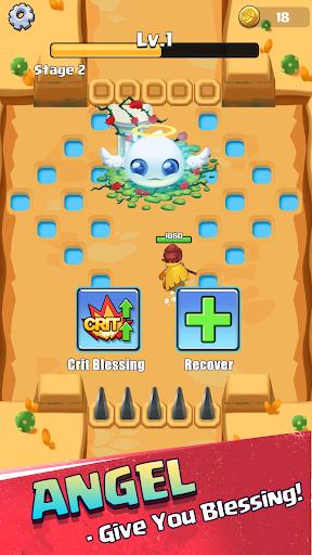Code Triche ByeBye Monster APK MOD screenshots 4