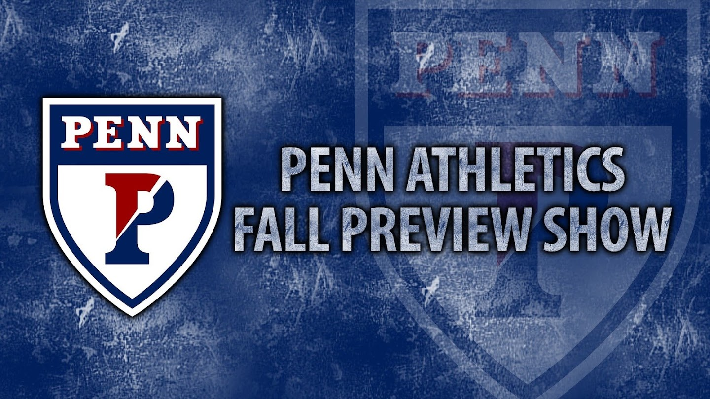 Watch Penn Athletics Fall Preview Show live