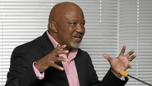 Partners: Mcebisi Jonas, former deputy finance minister, envisages a convergence of public and private investments to remodel power utility Eskom. Picture: BRIAN WITBOOI /THE HERALD