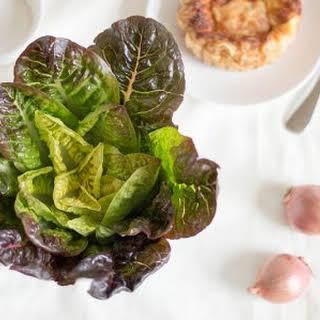 Cos Lettuce Salad Recipes.