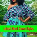 Latest Short Gown Styles ideas icon