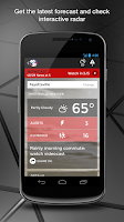 Screenshot of 40/29 News and Weather