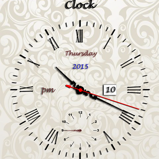 Hour striking clock alarm