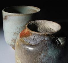 "Photo: Stefan Andersson ""Cups -detail"" (2009, h:7.5cm)"