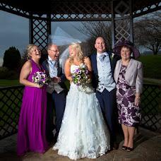 Wedding photographer Carl Dewhurst (dewhurst). Photo of 17.11.2015