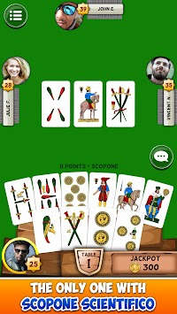 Scopa 154367 APK screenshot thumbnail 2