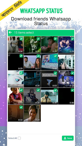VidStatus app - Status Videos & Status Downloader 2.9.6 gameplay | AndroidFC 1
