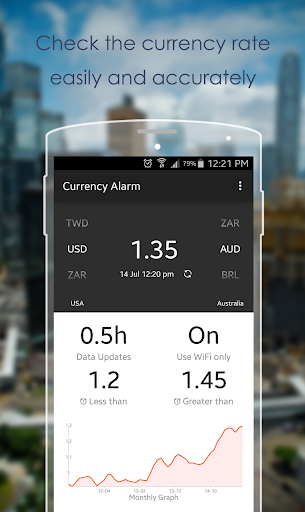Currency Alarm
