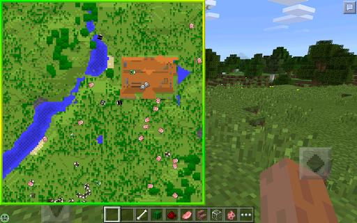 Скачать Программы для Minecraft PE 0.18.0, 0.19.0