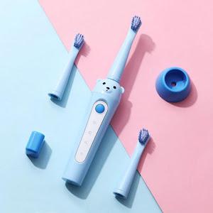 Periuta de dinti electrica, pentru copii, Andowl YS9