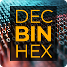 Decimal Binary Hex Converter icon