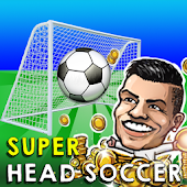 Super Head Soccer Android APK Download Free By Active Game Studio