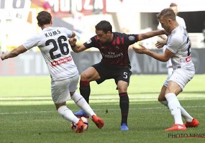 Kums présenté à l'Udinese avec le numéro 88 mais joue avec le... 26 !