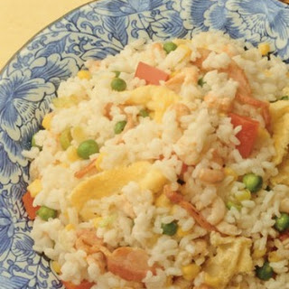 Cantonese Fried Rice.