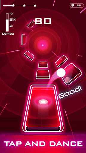Magic Twist: Twister Music Ball Game 2.9.14 screenshots 3