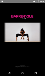 BARRE-TIQUE FITNESS- screenshot thumbnail