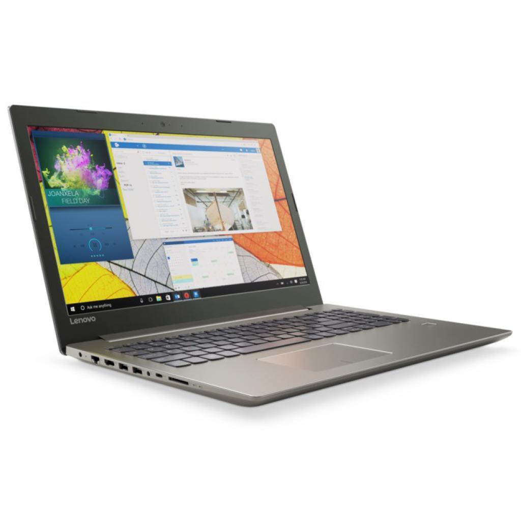 Фото 4 - Ноутбук Lenovo IdeaPad 520-15IKB Iron Grey (81BF00EARA)