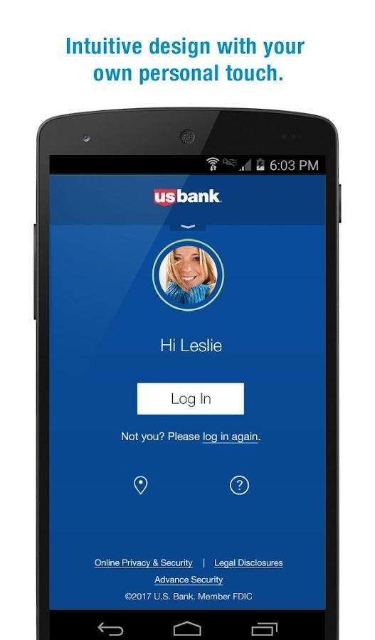U.S. Bank - Android Ap...U.s. Bank Access Online Credit Card