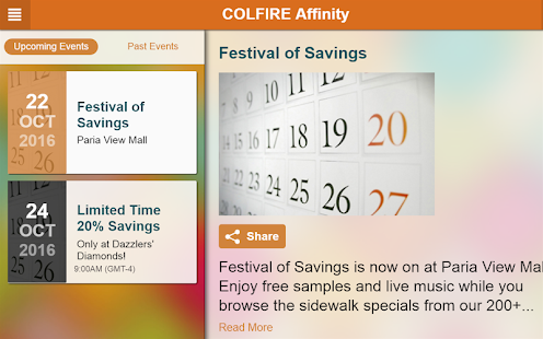 COLFIRE Affinity- screenshot thumbnail