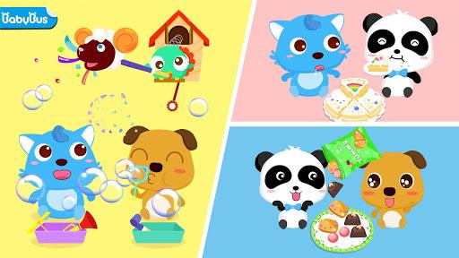 みんなで分けようーBabyBus 子ども・幼児知育アプリ