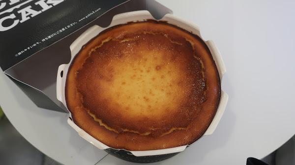 PABLO(パブロ)のバスクチーズケーキ