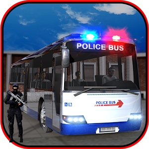 Police Bus Cop Transporter for PC and MAC
