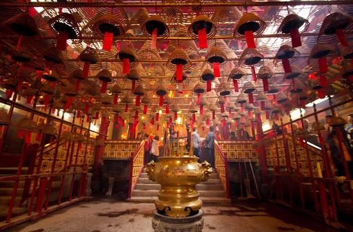 azamara-Hong-Kong-Man-Mo-Temple1.jpg - A Man Mo Temple in Hong Kong.