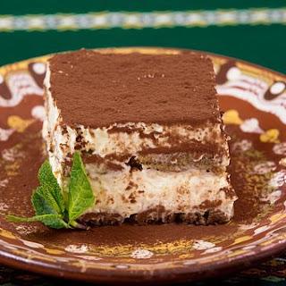 Festive Keto Friendly Tiramisu Cake Recipe