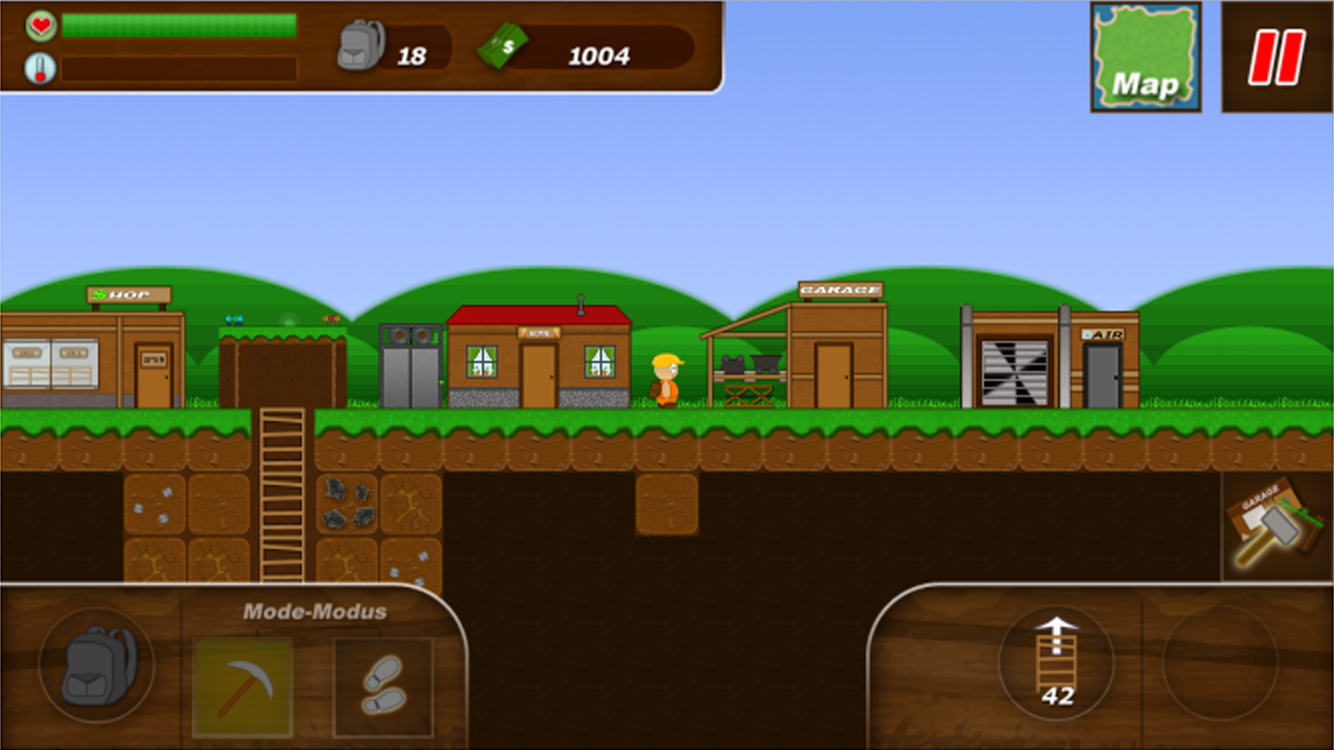 Mining Games - Armor Games