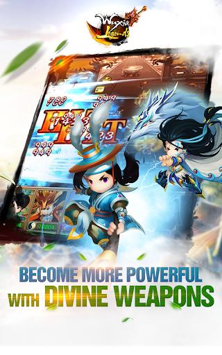 Wuxia Legends - Condor Heroes 1.5.9 screenshots 9