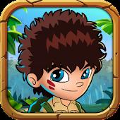 Adventure on treasure island