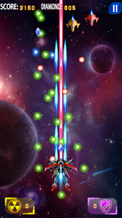 Galaxy Fighters Arcade Free- screenshot thumbnail