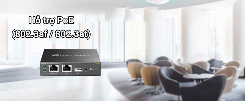 Omada Cloud Controller TP-Link OC200   Hỗ trợ POE